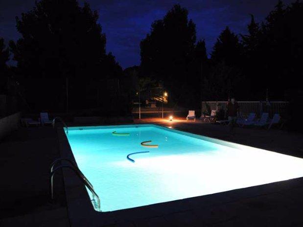 camping l'olivier-nimes- réglement intérieur-piscine