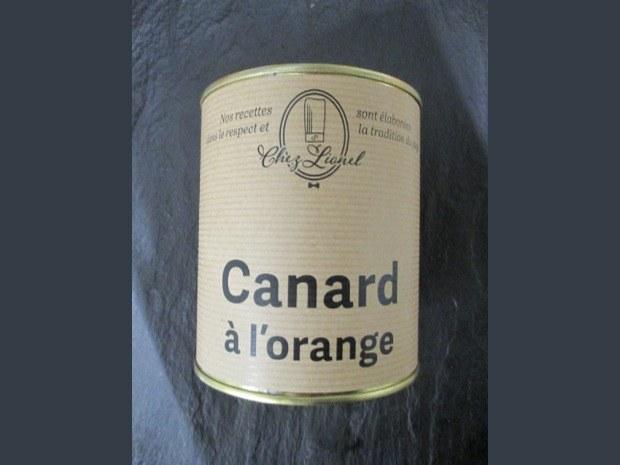CanardOrange
