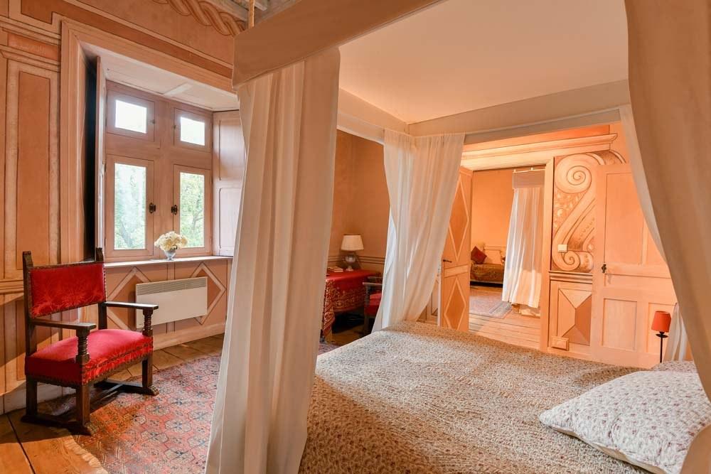 Les Chambres 4