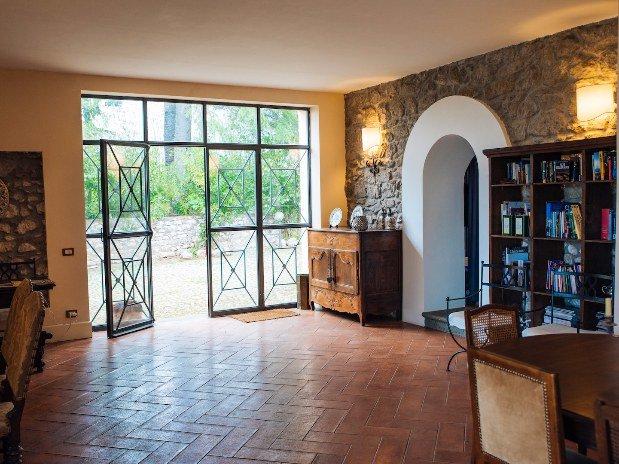Clubhouse Castello Santa Margherita Entrata