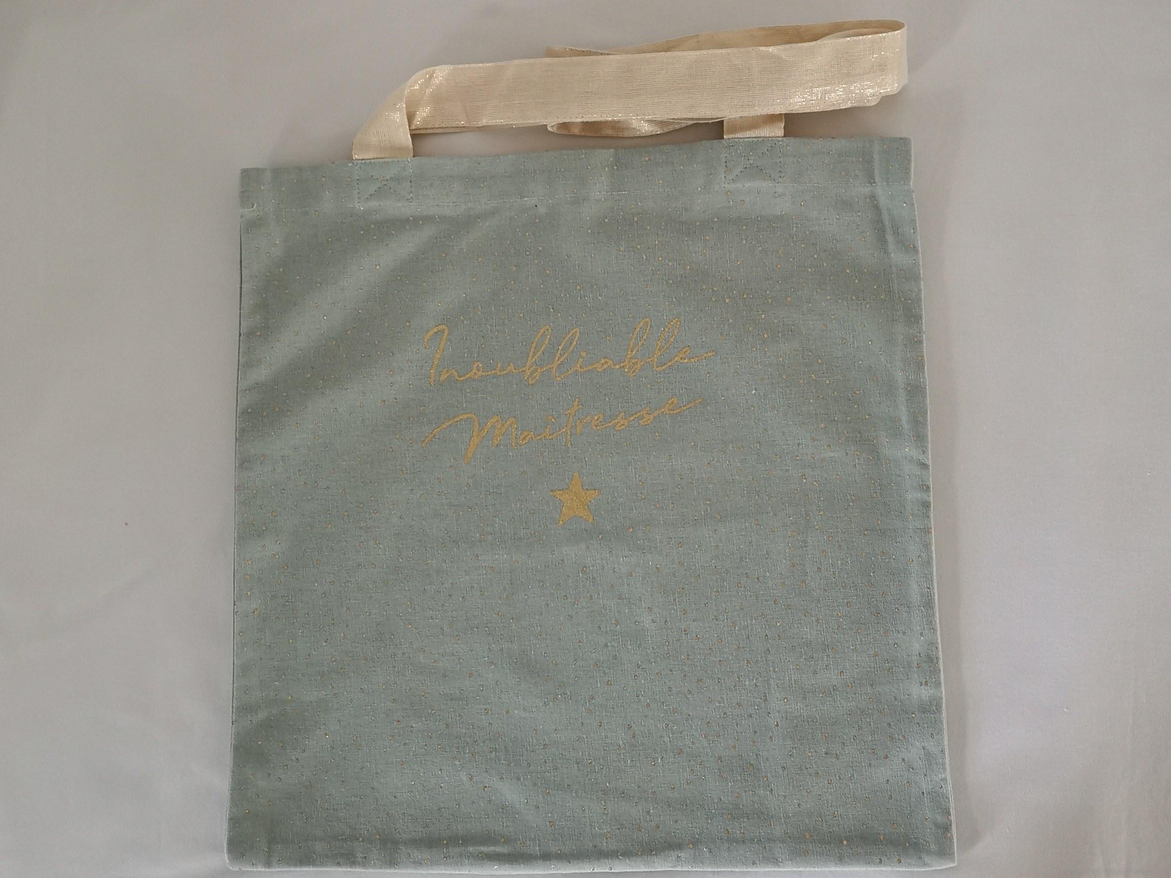 tote+bag+inoubliable+maîtresse couleursdhelene.com