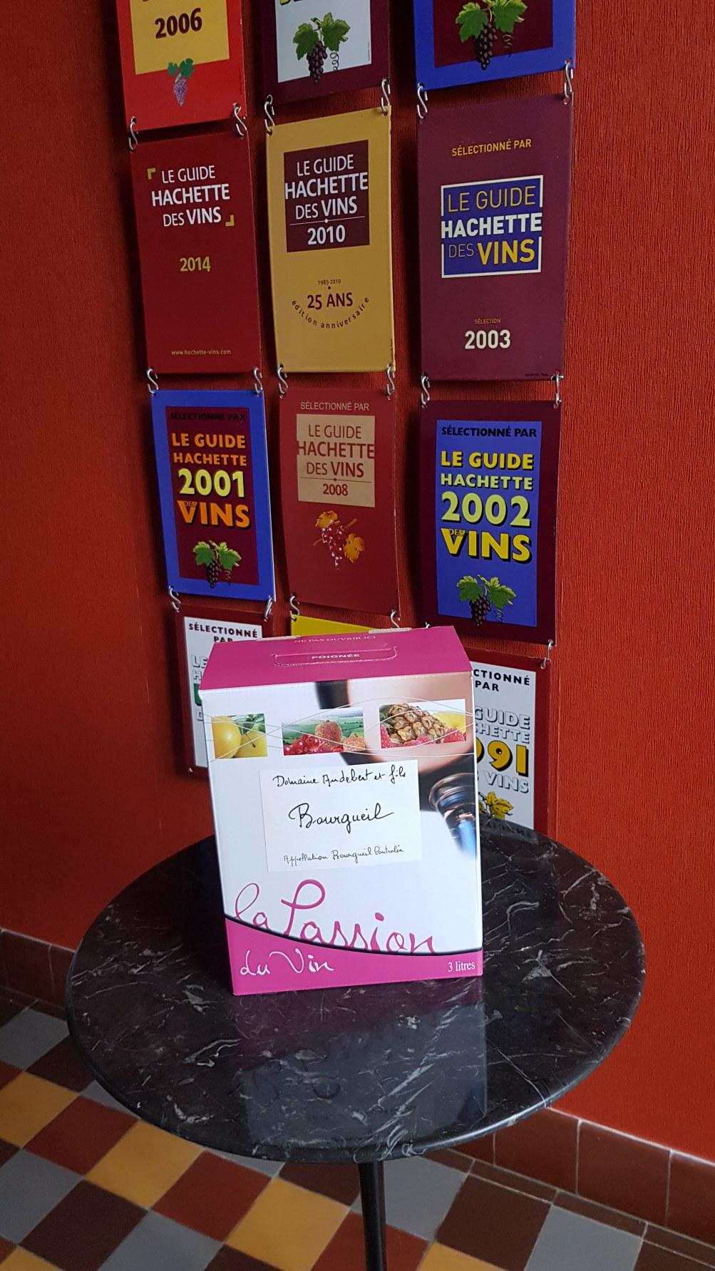 Bourgueil Rosé 2019 - 10 Litres