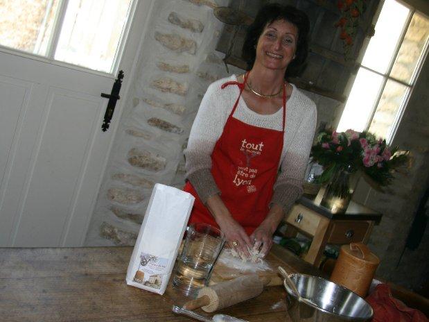 Isabelle- cuisine pain Lonceux