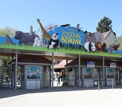 Le ZooParc de Beauval
