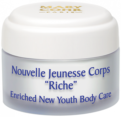 """Nouvelle jeunesse corps """"riche"""""""