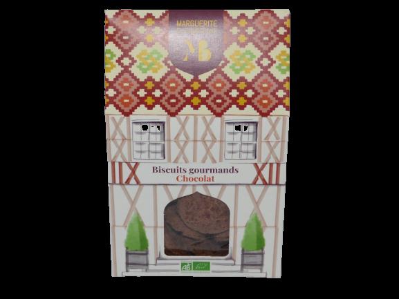 Biscuits gourmand au chocolat