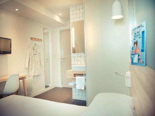 La petit chambre d'ami de Louise Hotel Marin Laval