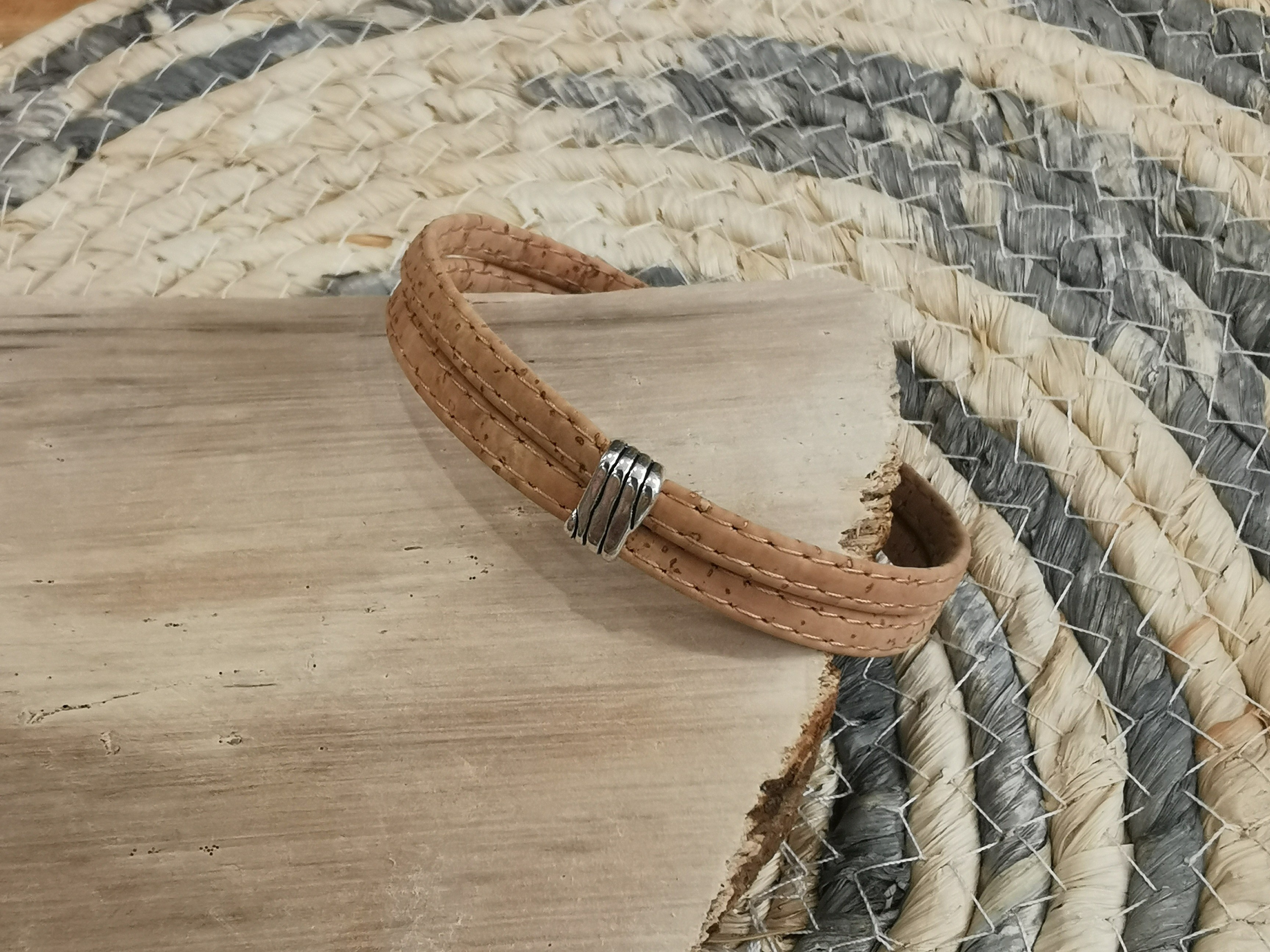 bracelet en liège karmyliège