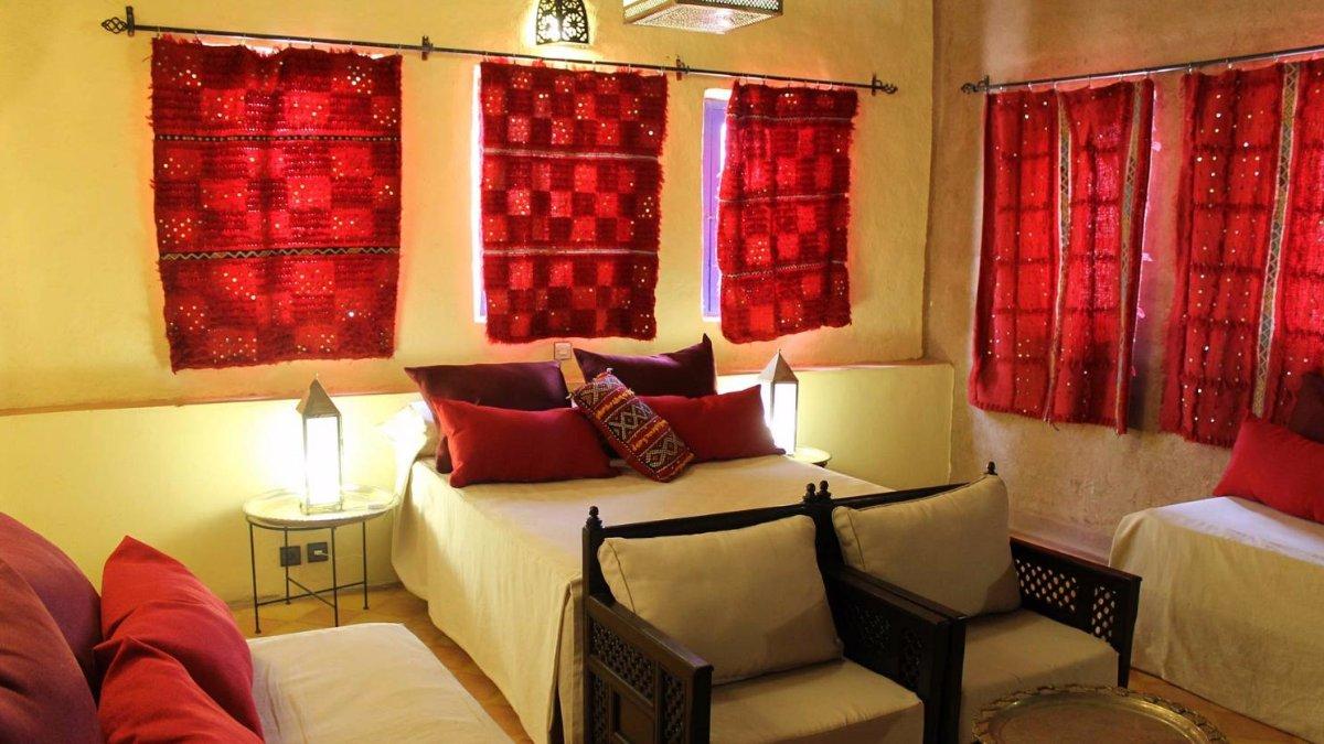 Hotel Kanz Erremal Marroc Merzouga
