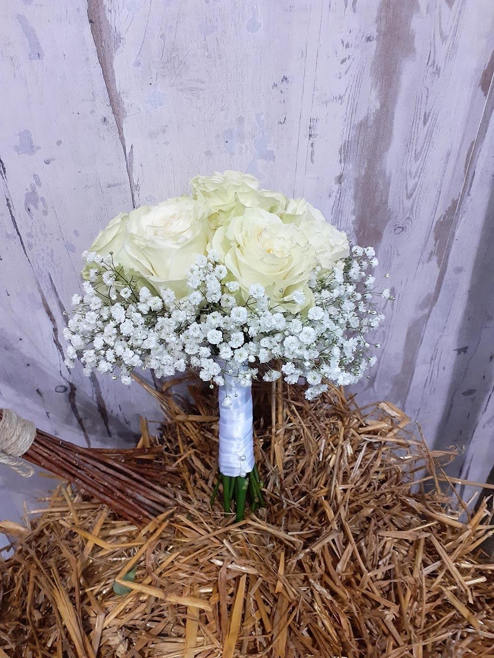 Bouquet de mariee rond (1)