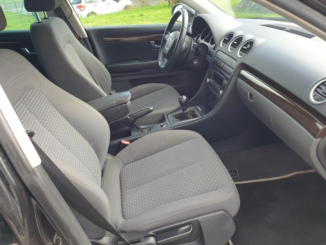 Seat Exeo ST 2.0 TDI 120