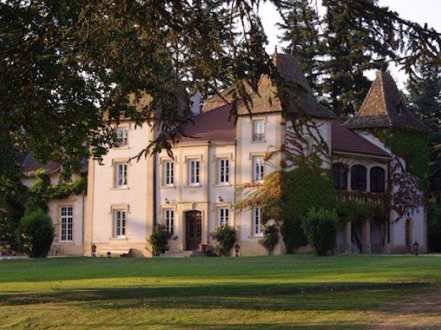Chambres Cèdres Loire Château Maison Hôtes
