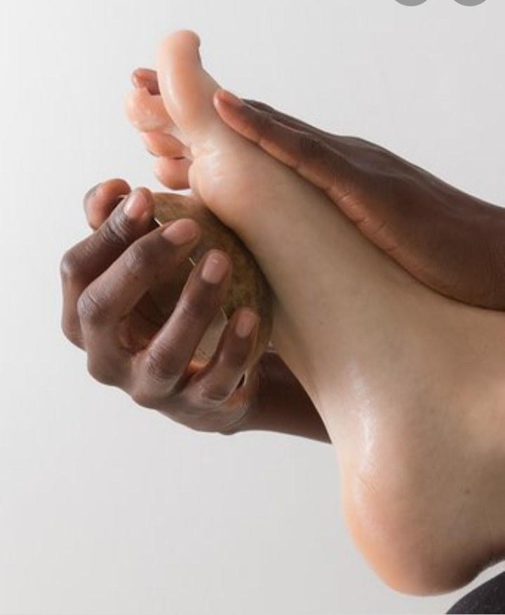 aura massage