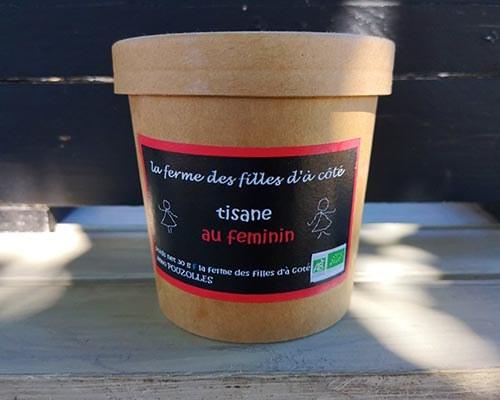 Tisane AU FEMININ