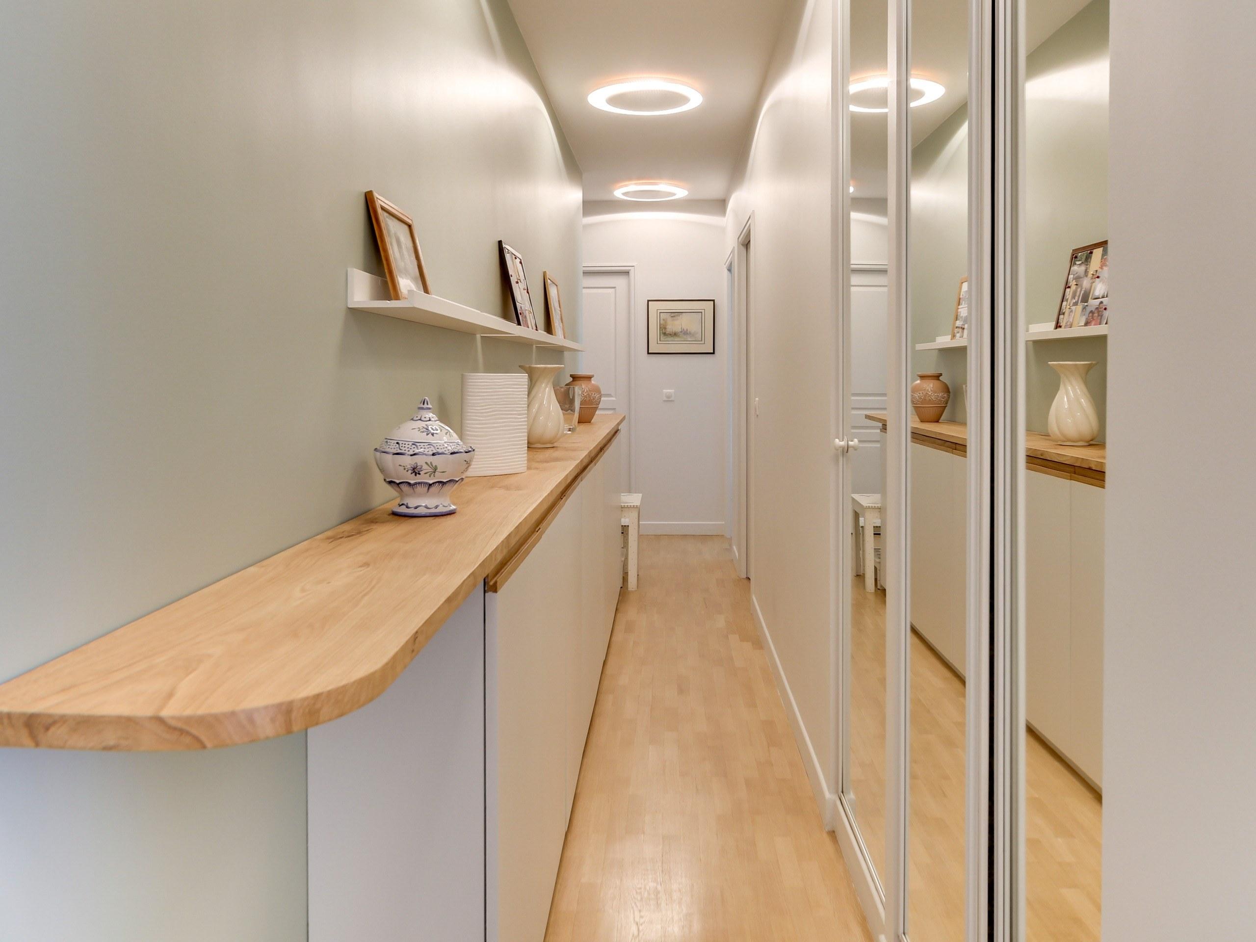 architecte decorateur interieur couloir