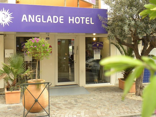 Hotel Bord De Mer Lavandou
