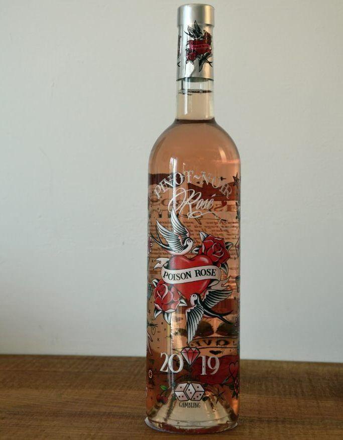 Passion rosé IGP Oc