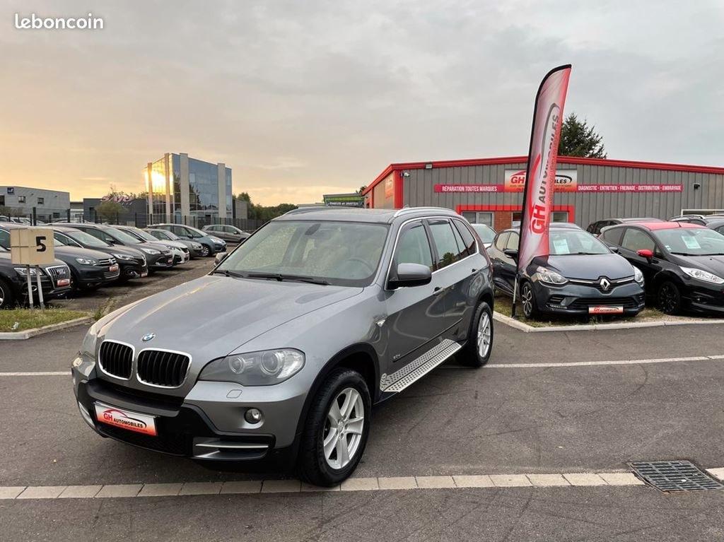 BMW X5 30D 3.0D 231CV X70FF4106