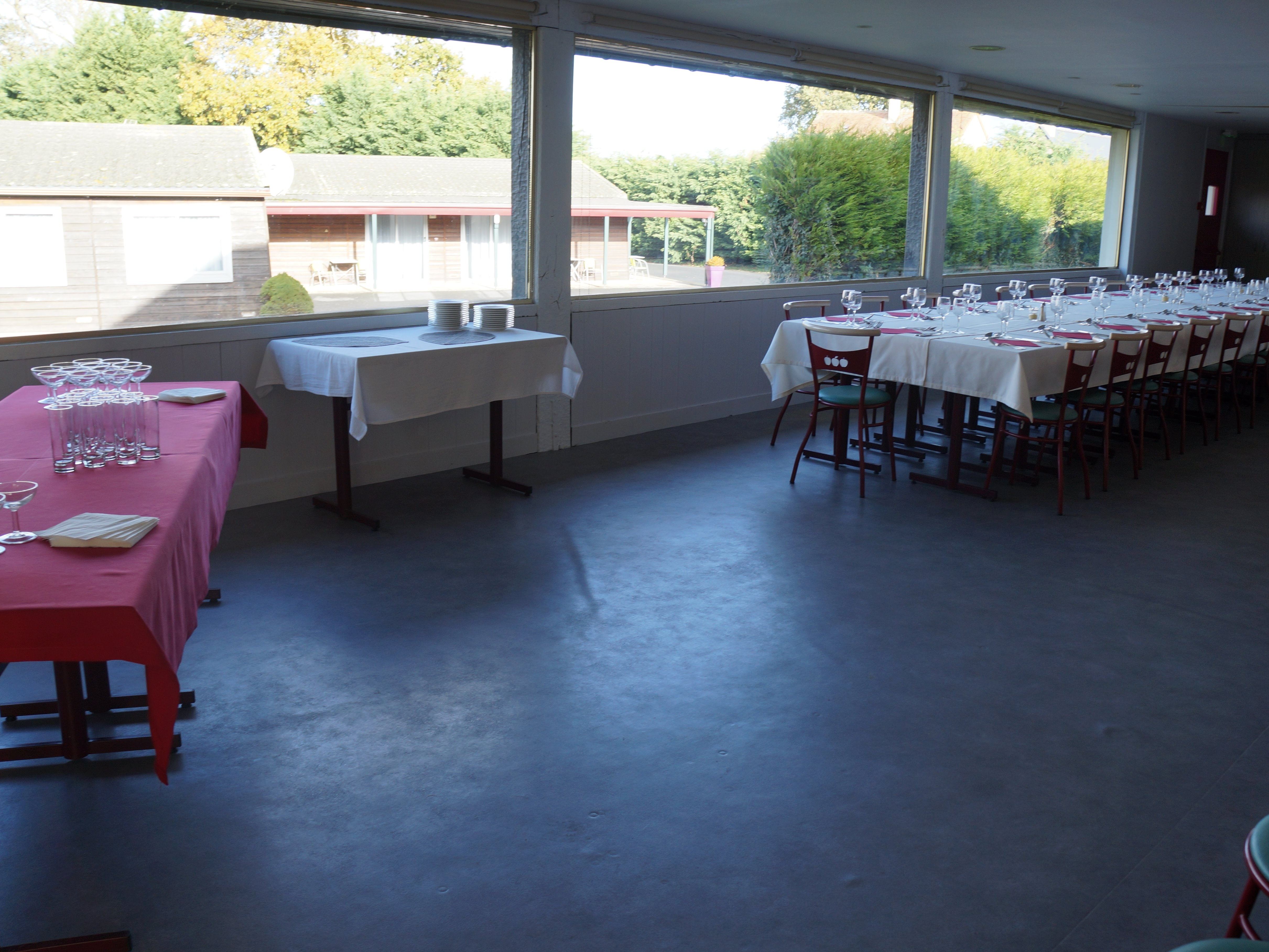 Repas groupes, receptions