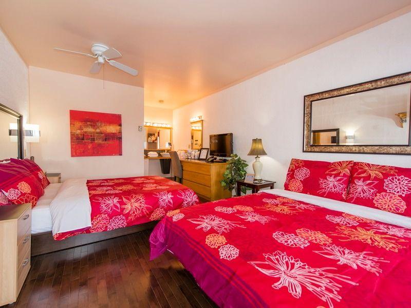 auberge-spa-laurentides-chambre-classique-lits