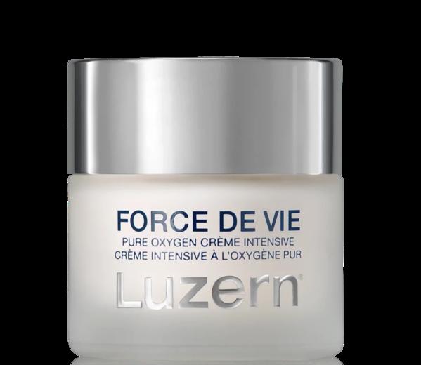 Crème Force de vie Pure Oxygène Intense