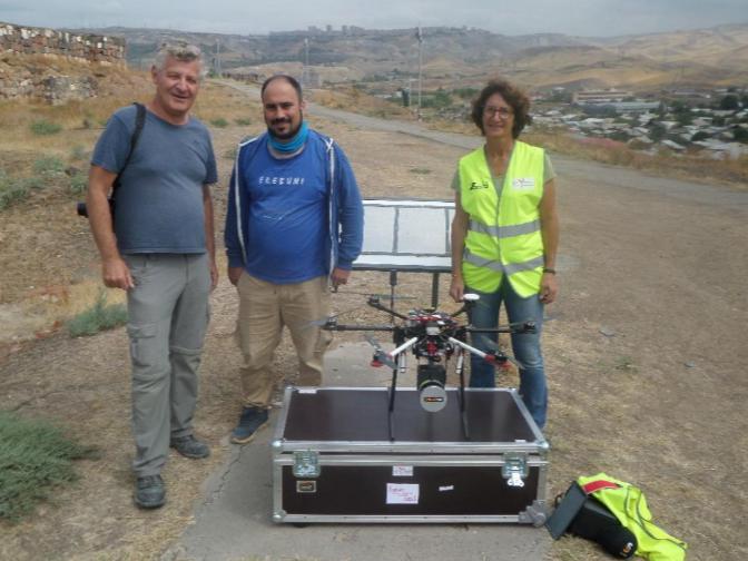 lidar-topographie-geophysique-drone-forteresse-erebouni-le-courrier-erevan