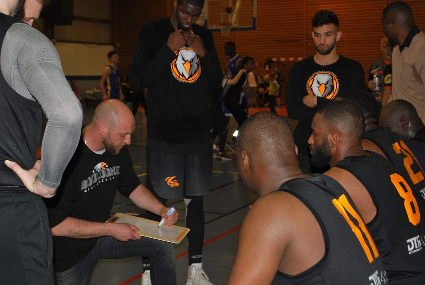 Franck Coach The Practice Camp