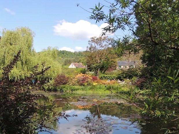 Hôtel Les Nymphéas Fondation Claude Monet Giverny