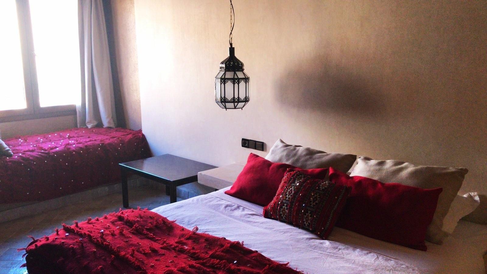 kasbah jardin room