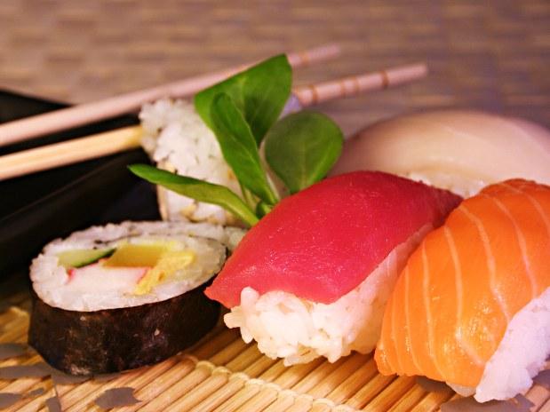 -10% sur les sushis