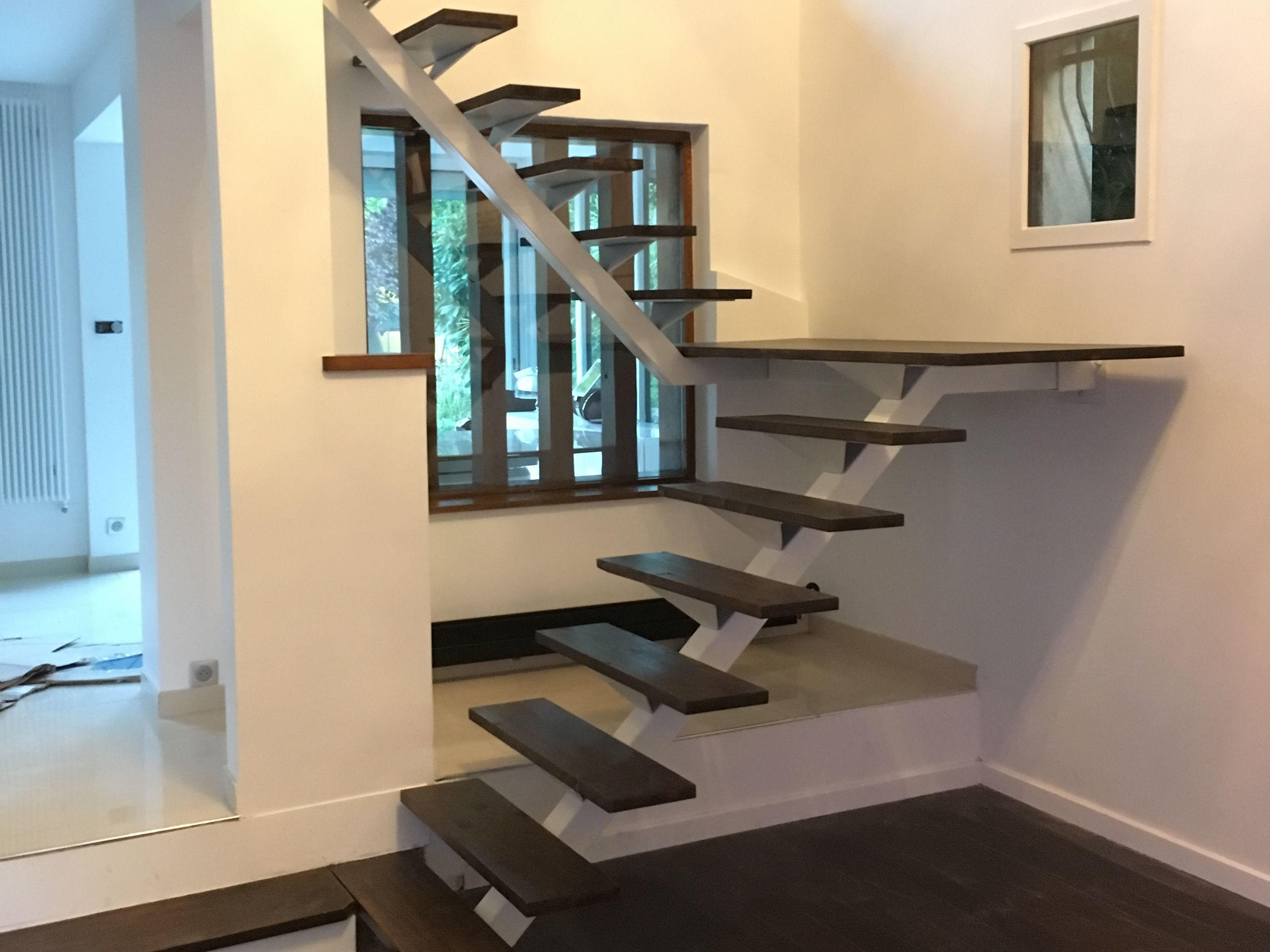 Realisation Escalier Sur Mesure Tony Martin Fabricant Escalier Metal Bois Design Meaux