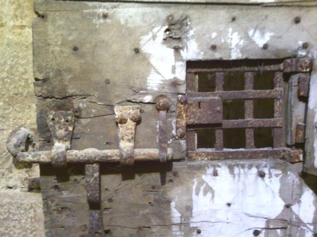 Prisons royales de Saint Amour