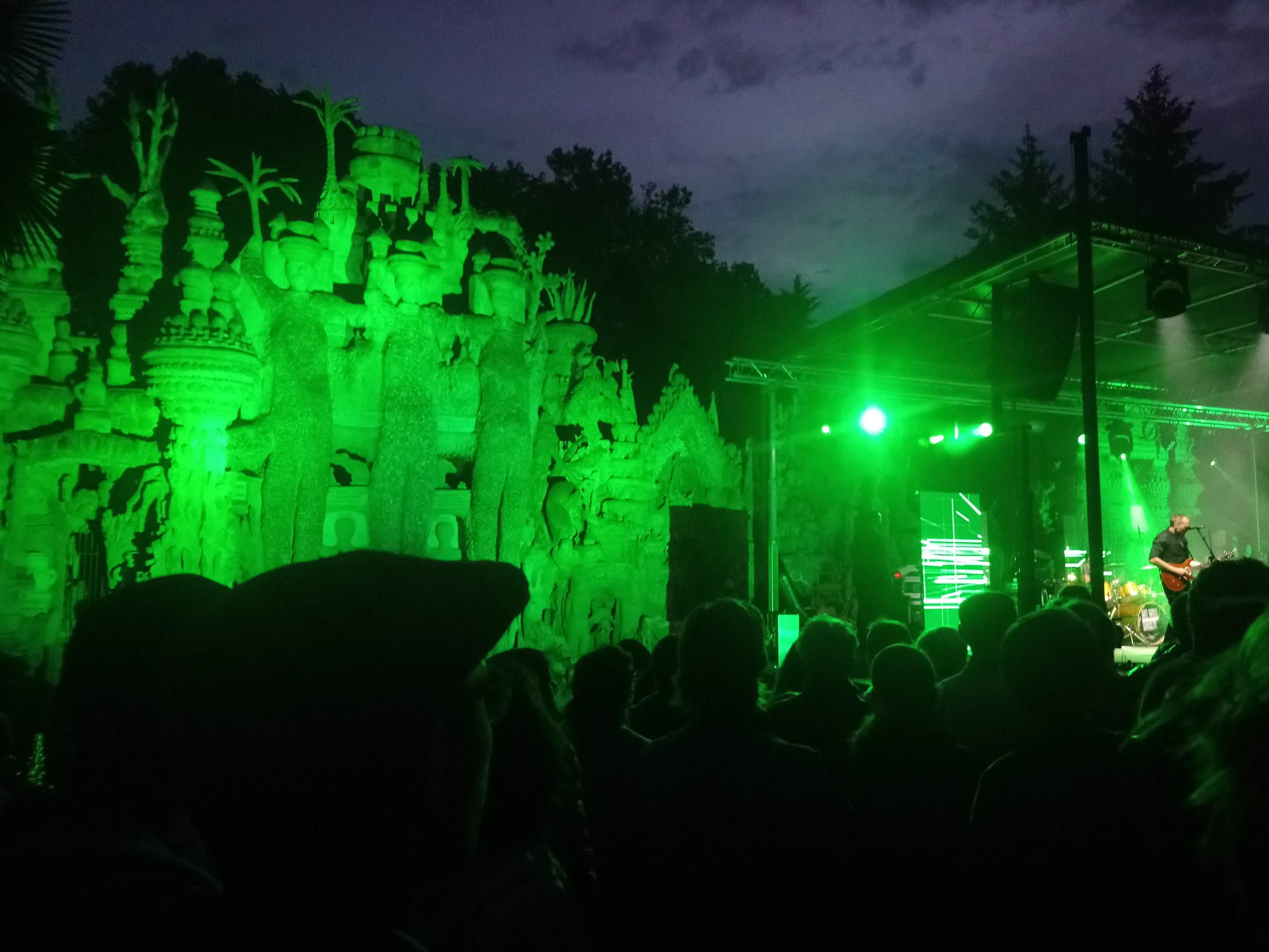 Concert au Palais