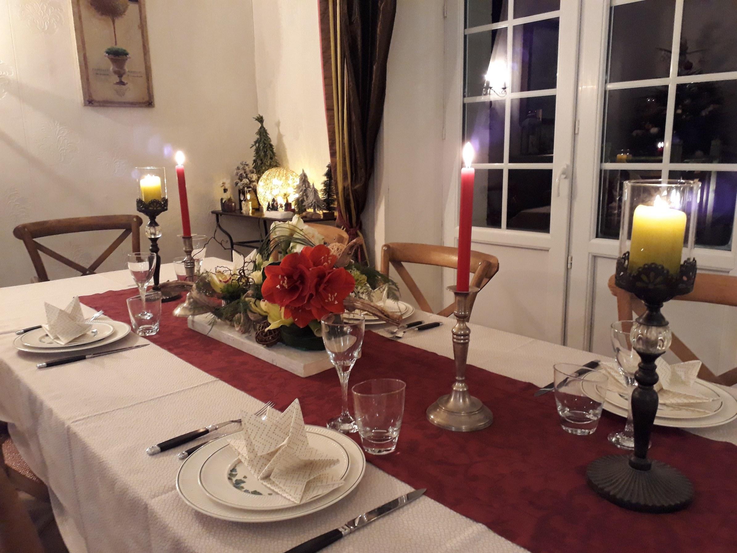 table dîner