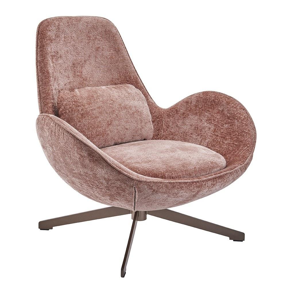 fauteuil-queen-rose-pivotant 5