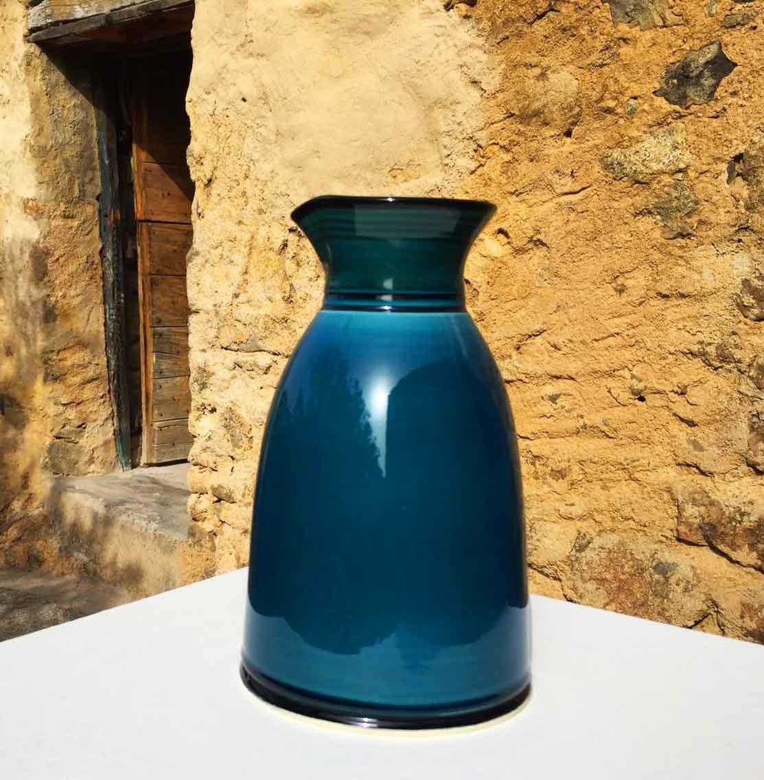 33-pichet-un-quart-faience-bleu