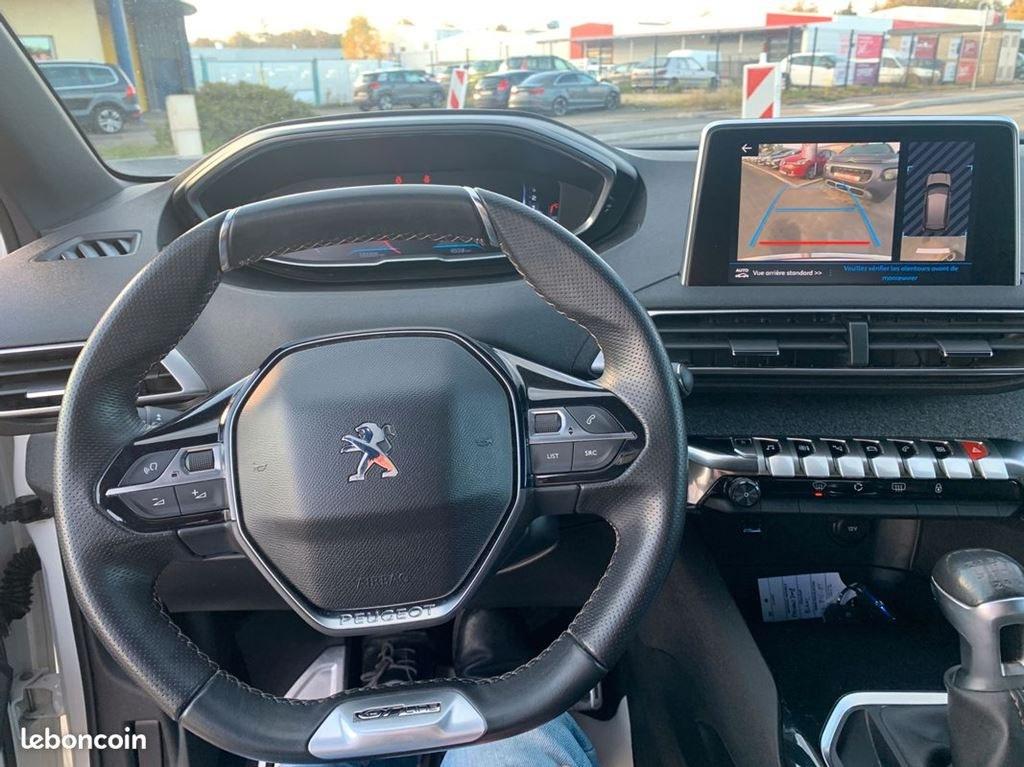 Peugeot 3008 GTLINE 2.0HDI 150CV