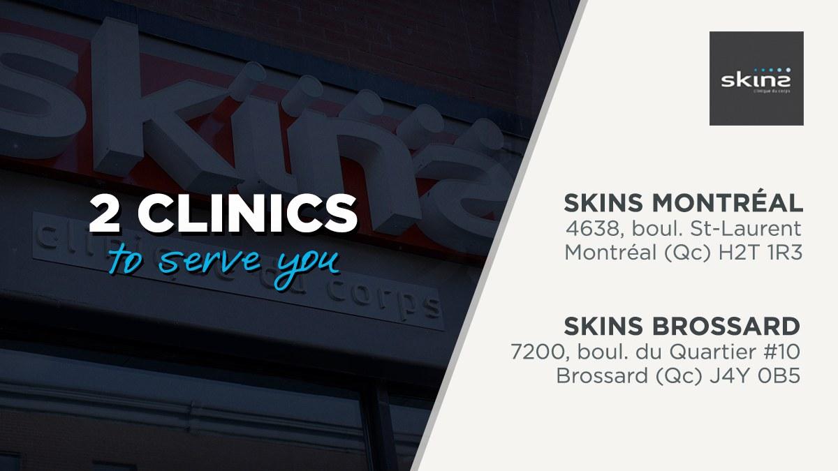 clinics Skins