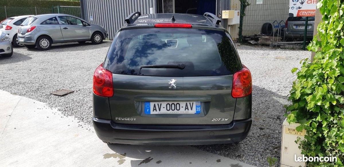Peugeot 207 SW CITADINE BREAK
