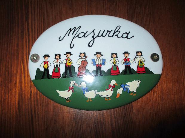Gîte Mazurka