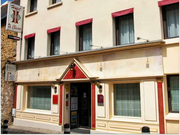 Façade Hôtel de Clisson