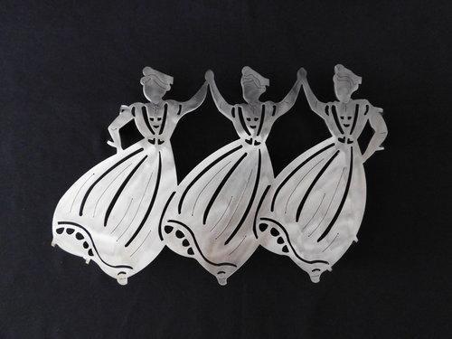 Tableau ou Dessous de plat La Farandole