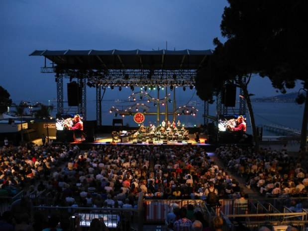 Festival Internation Jazz à Juan