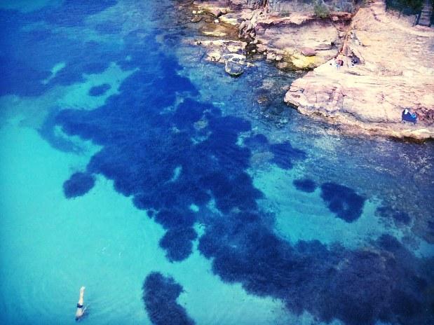 La Mer-Calanques-Proche de La Potinière-Chambres-locations-gîtes-St Raphael-Fréjus