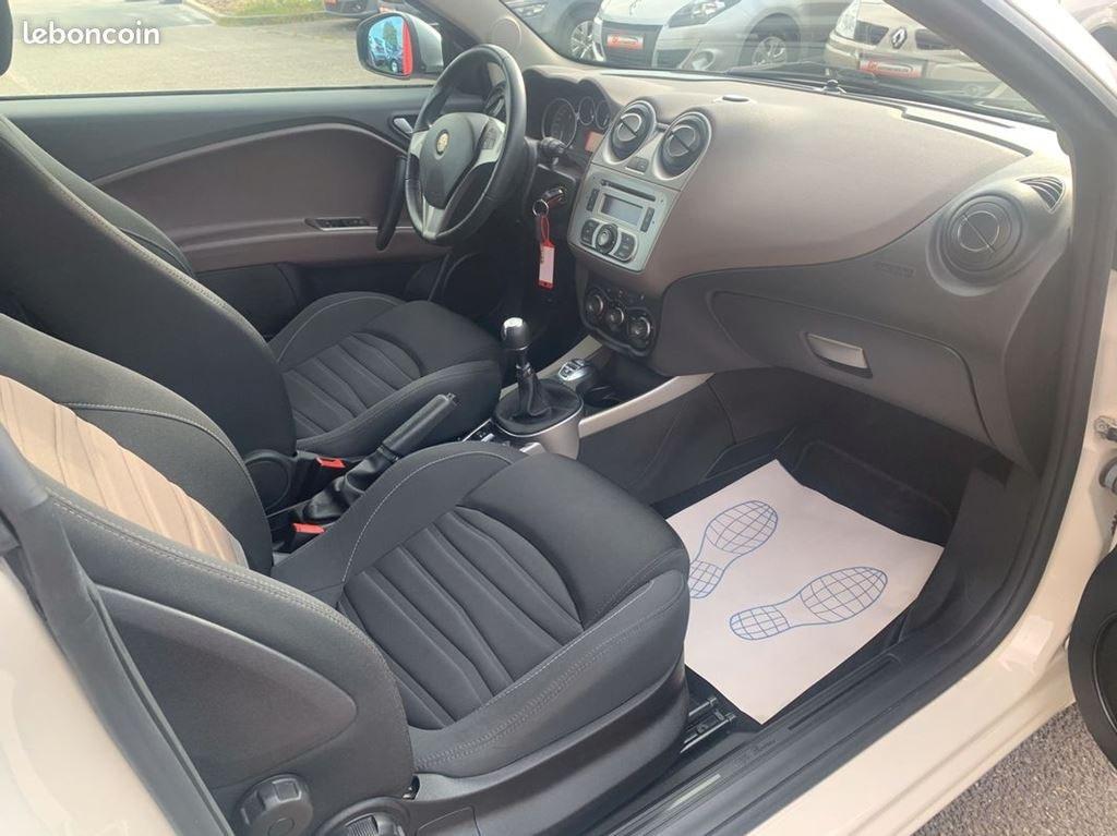 Alfa Romeo MiTo PHASE 2 1.3 MJTD 16V 95CV 955AXP1A11C