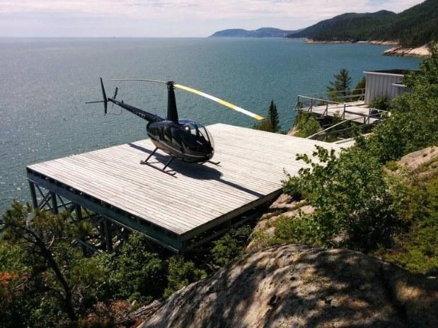 auberge-vue-fleuve-la-malbaie-Helicoptere