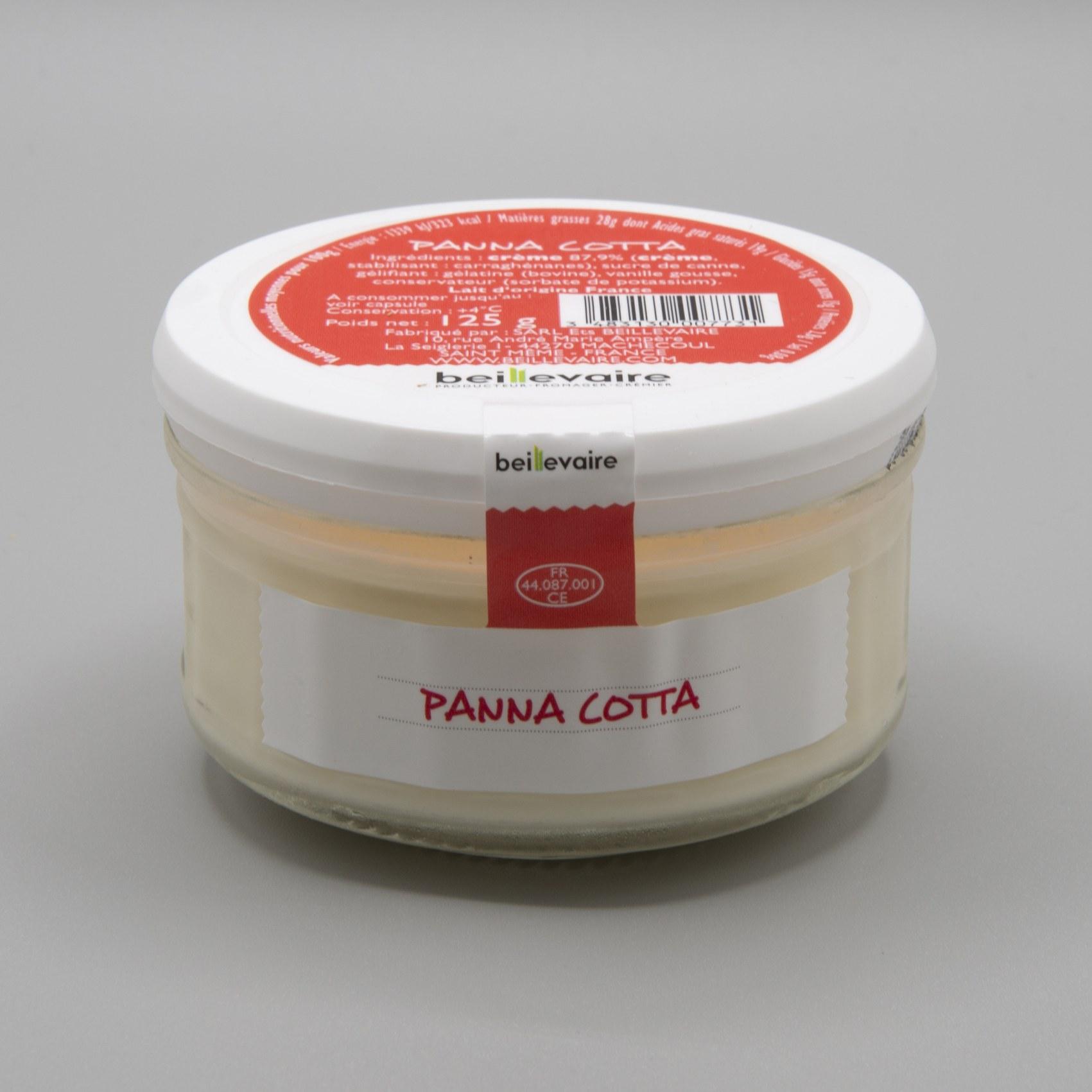 PANA COTTA