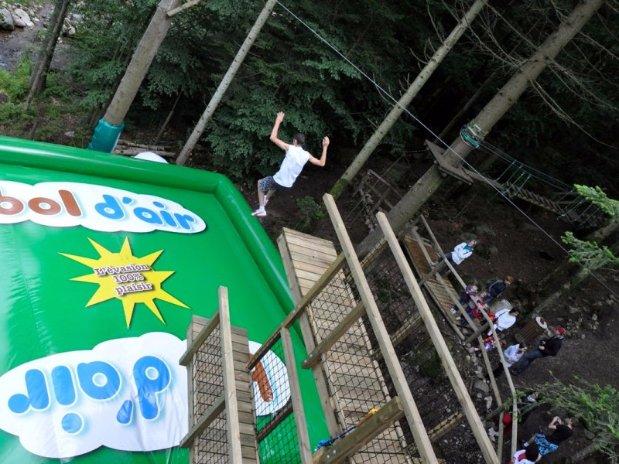 Big Jump Bol d'air Vosges
