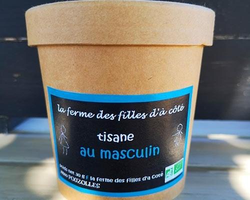 Tisane AU MASCULIN