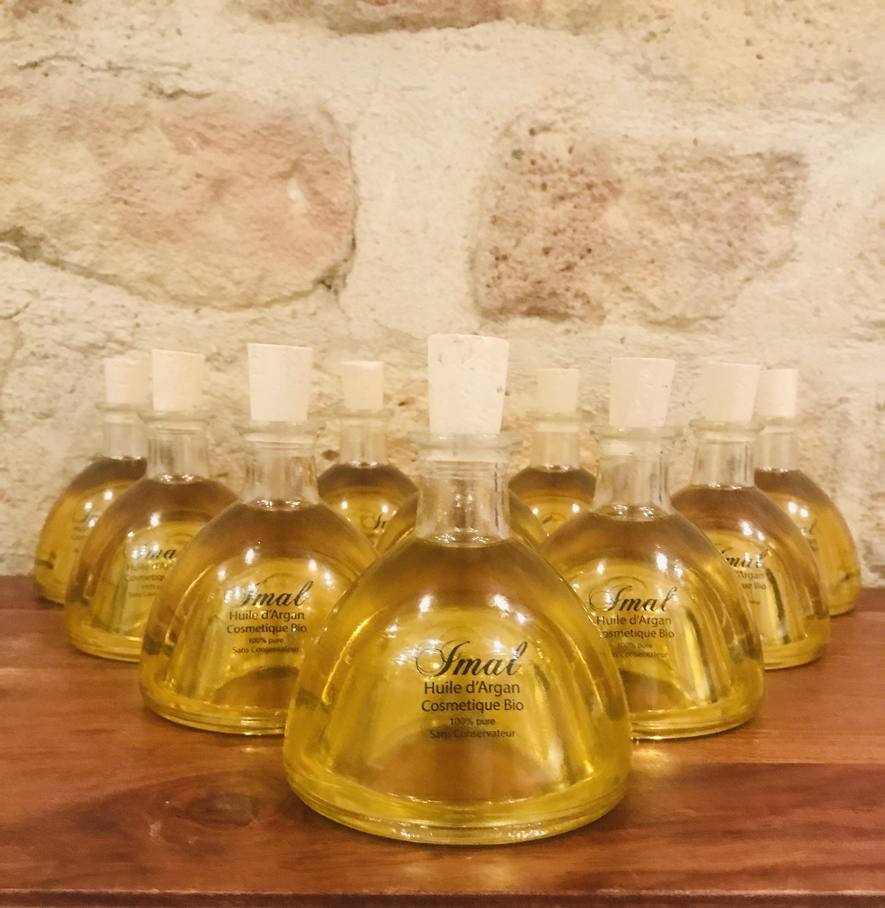 huile d'Argan bio 2